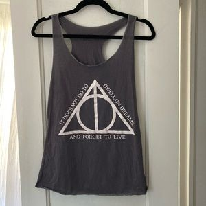 Harry Potter Quote Tank Top